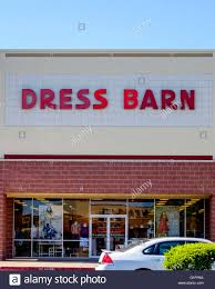 the storefront of dress barn a womens u0027 clothing store in oklahoma