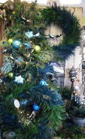 Peacock Decorations by 254 Best Peacock Holiday Images On Pinterest Peacock Wreath