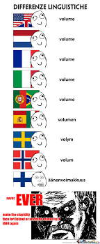 Finnish Language Meme - rmx crazy language by robotmonkey131 meme center
