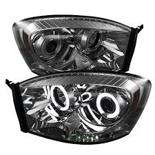 Dodge Ram White - amazon com spyder auto dodge ram 1500 2500 3500 black ccfl led