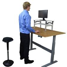 Standing To Sitting Desk Wobble Stool For Standing Desk Standdesk