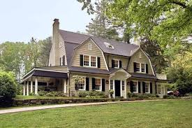 side porches colonial homes michigan home design