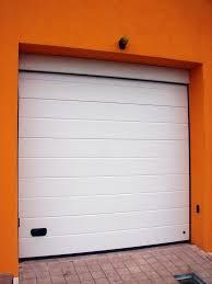 porta sezionale foto porta sezionale per garage di logiver chiusure industriali
