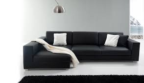 Leather Sofa Co Onyx Designer Leather Corner Sofa Top Grain Leather By Delux Deco