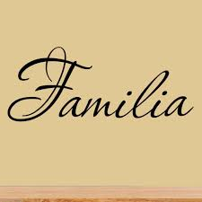 Amazoncom Familia Wall Decal Spanish Wall Decals Sayings Family - Family room wall decals
