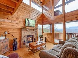 1 bedroom cabins in gatlinburg tn jackson mountain homes picture perfect 1 bedroom view pool table foosball hot tub