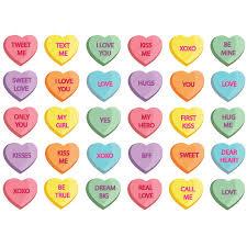 valentines heart candy valentines heart candy clipart vector set instant