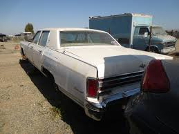 lexus salvage yards okc junkyard find 1976 lincoln continental town car the truth about