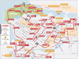 Victoria Bc Map Our 33 Stops Vancouver Trolley Company Vancouver Bc Canada