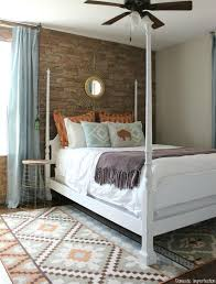 guest bedroom decor southwestern guest room reveal domestic imperfection