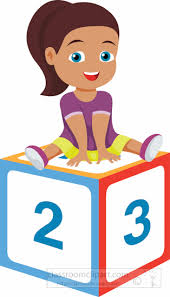 child sitting clipart number block clipart bbcpersian7 collections