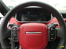land rover steering wheel 2015 land rover range rover sport supercharged ebony pimento