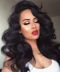 burgundy hair on a latina 472 best latina hair make up images on pinterest hair colors