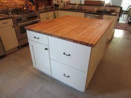 kitchen island top custom butcher block kitchen island top by elias custom furniture