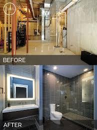 Basement Bathroom Renovation Ideas Best 25 Basement Remodeling Ideas On Pinterest Basement