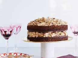 german chocolate cake recipe ali larter food u0026 wine