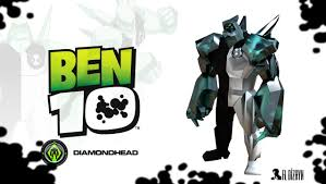 diamond ben 10 the diamond