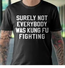 Fighting Memes - image result for surely not everybody was kung fu fighting meme