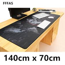 Office Desk Pad Fffas Washable 140x70cm Xxxl Mouse Pad Gaming Mousepad