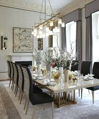 Dining Room Chandelier Size Chandelier Dining Table Ceiling Dining Room