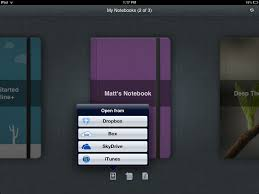 note taking on the ipad with the new and improved outline app cnet