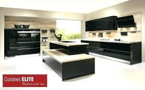 organisation du travail en cuisine cuisine plan travail bois clair et de blanc idées pour la maison
