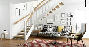 How To Decorate A Long Wall In Living Room Ideas Simple Scandinavian Style Interior Design Ideas To Inspire