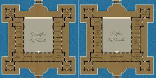 château de versailles 1665 minecraft project