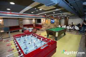 reading and games room at the generator barcelona oyster com