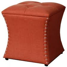 orange storage ottoman uk tag storage ottoman orange orange