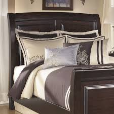 Ashby Bedroom Set Pottery Barn Signature Design By Ashley Willowton Casual King Sleigh Bed Full