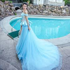 high low wedding dress high low wedding dress pink blue evening gown formal dress