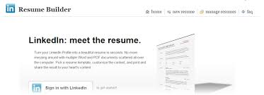 where is linkedin resume builder 100 images convert your