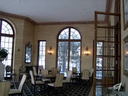 interior walls faux concrete muttontown country club all pro