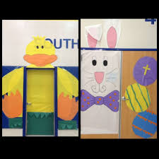 Easter Door Decorations For Classrooms by Easter Door Decoration Classroom Decor Pinterest U2013 Door Decorate