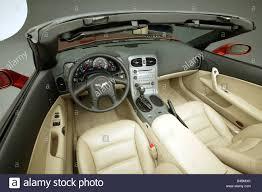Corvette C6 Interior Car Gm Chevrolet Corvette C6 Roadster Convertible Red Model