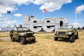 jeep wrangler military style celebrating 75 years of the jeep brand the jeep blog