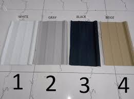 Bulk Barn Saint John Nb Gray White 12 14 16 Ft Steel Sheet Siding Roofing Barn Shed