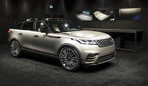 land rover velar custom exhibit tells stories of range rover and its velar then and now
