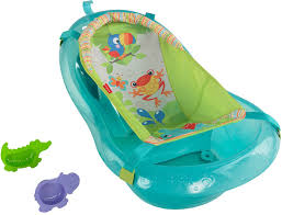 Baby Bath Tub With Shower Amazon Com Fisher Price Bath Tub Rainforest Friends Baby