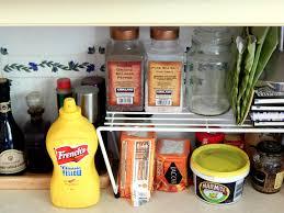 kitchen storage solutions u2013 cupboard organizer u2013 raised shelves