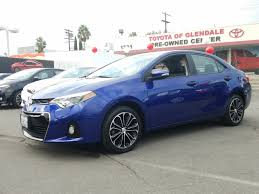 toyota dealership in los angeles used cars for sale in glendale