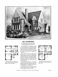 Old English Tudor House Plans by Sears House Plans 17 Best Images About House Plans On Pinterest