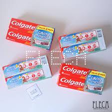 Pasta Gigi Colgate jual pasta gigi anak import colgate toddler 2 tahun ke atas
