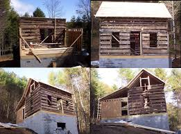Barn Relocation Examples Of Our Log Cabin Restoration And Relocation Work