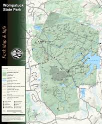 Phoenix Mountain Preserve Map by Massachusetts Rail Trails And Open Spaces