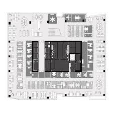 Open Office Floor Plan Layout by Gallery Of Deloitte Quebec Hq Arney Fender Katsalidis 27
