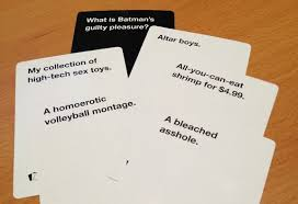 where can you buy cards against humanity top five things you to do at geekfest 2015 explodeded