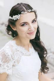 floral hair accessories wedding headpiece bridal hair wedding floral hair
