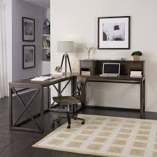 Low Profile Computer Desk by Monarch Specialties Desks Home Office Furniture The Home Depot